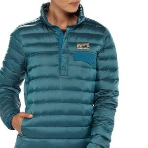 Patagonia Women's Down Snap-T Pullover